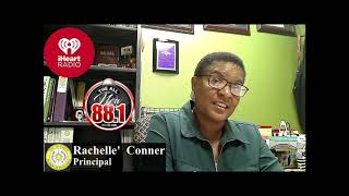 Charter School Las Vegas Principal Interview 100 Academy OF Excellence Rachelle' Conner