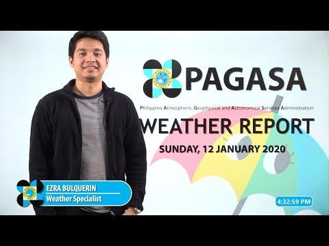 sunday january 12 2020 4 00pm