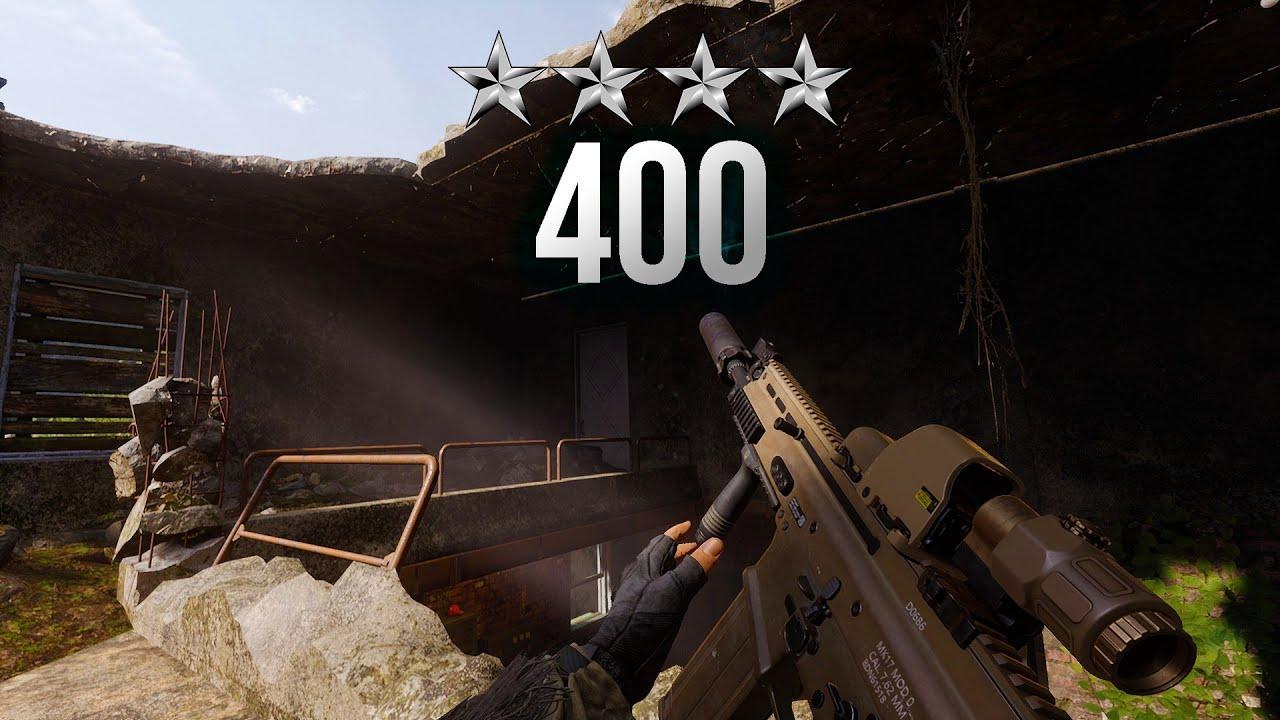 Lvl 400 SPECIAL - Insurgency Sandstorm