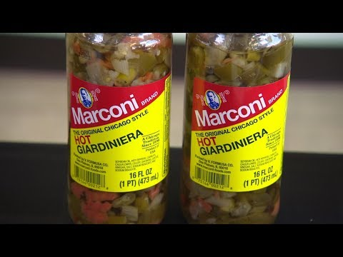 Chicago's Best Making the Italian Beef: Marconi Foods