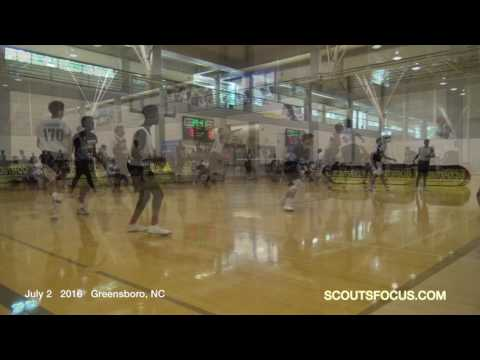 TM1     16 Jonathan Buttery 5'9 130 Oakbrook Preparatory School SC 2018  Highlights