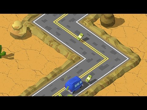 Rally Racer with ZigZag - Gameplay Android