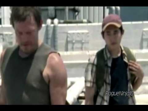 Daryl/Glenn (The Walking Dead) - You're Killing Me
