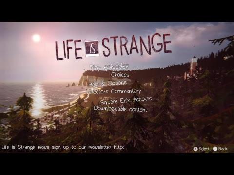 Live stream Life is strange thumbnail