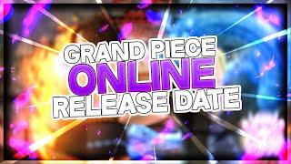 Data de lançamento aproximada para Grand Piece online | Roblox | Método xRegisAce