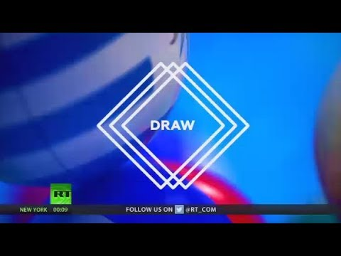 Hours left before Final Draw for 2018 FIFA World Cup Championship (Special coverage)