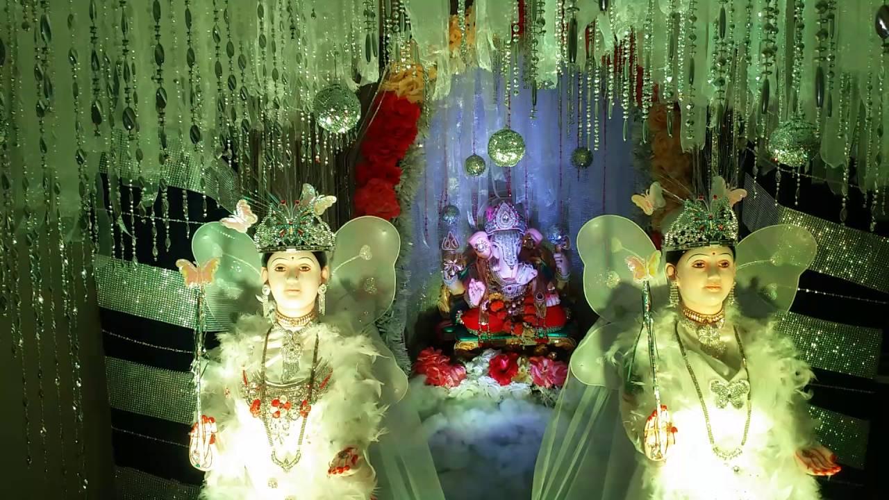 Gauri Decoration Ideas
