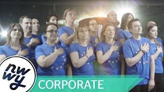 Film corporate interne Société Générale