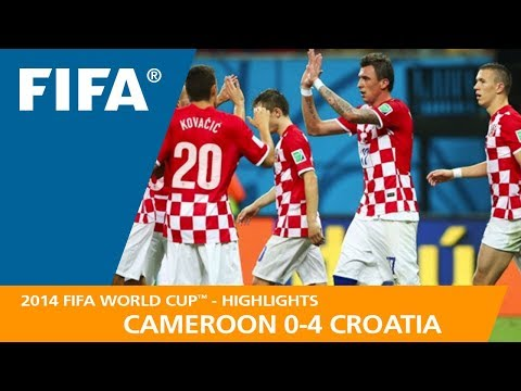 CAMEROON v CROATIA (0:4) - 2014 FIFA World Cup™
