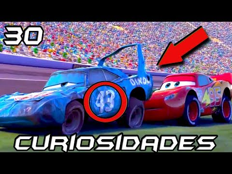 """30 Things You Didn't Know About """"Cars"""""""