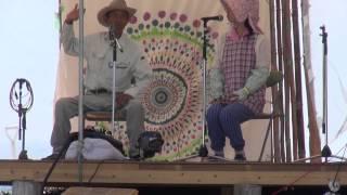 川内原発隣接の久美崎海岸で行われたウェル亀ロックフェスティバルで、...