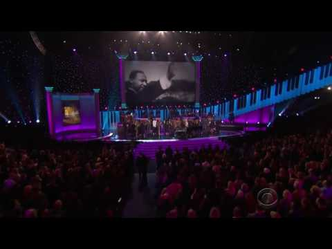 Stevie Wonder | Happy Birthday & Another Star ( All Star Grammy Salute Finale 2015)