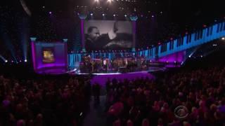 Stevie Wonder | Happy Birthday & Another Star ( All Star Grammy Salute Finale 2015)