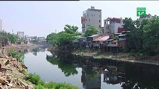 VTC14   Vẫn nóng chuyện lấn chiếm lòng sông Nhuệ, Hà Nội