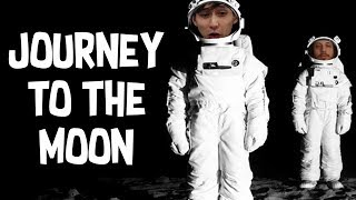 JOURNEY TO THE MOON ◄ SingSing Dota 2 Moments