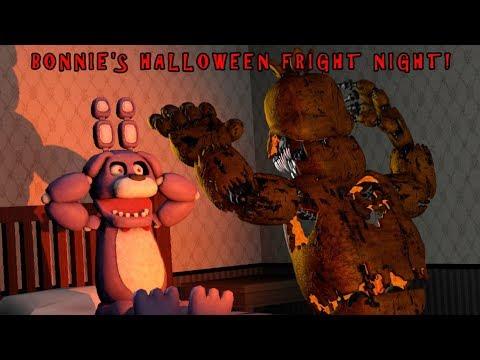 [SFM] FNAF - Bonnies Halloween Fright Night!