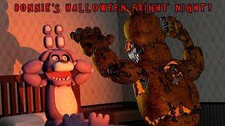 SFM FNAF Bonnie s Halloween Fright Night