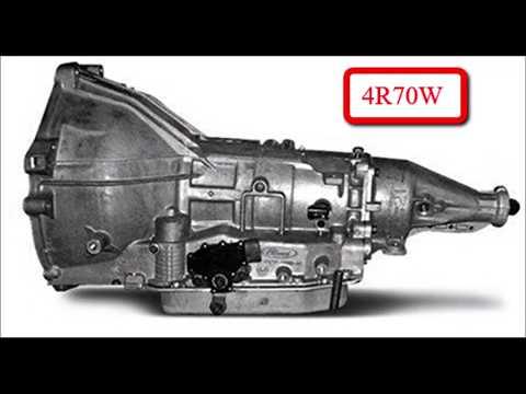Repeat 4R70W,4R75W,4R75E TRANSMISSION ( no 4th gear/ bad NEW