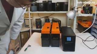 ИБП для газовых котлов: подключение(Как подключить и эксплуатировать ИБП? Об этом вы узнаете из нашего видео. Комплекты представлены тут: http://tok-..., 2014-11-24T16:22:22.000Z)