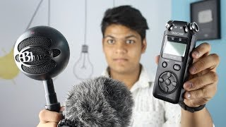 Best Microphone For Every Budget From 0 to 10,000 Rupees.