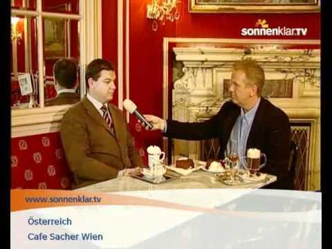 Wien Reise - Hotel Café Sacher Video Österreich & Wien