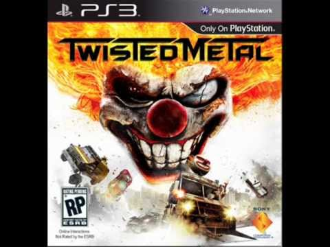 TWISTED METAL PS3 ALL CHARACTERS CHARACTER SWEET  TOOTH ROGUE TRIP  PSX PS2 PS3 PLAYSTATION 3