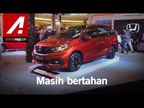 Honda Mobilio Baru & Honda Civic Turbo 2019 First Impression Review By AutonetMagz