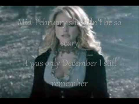 Miranda Lambert- Over You Lyrics