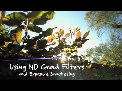 Using ND GRADS with an Anamorphic Adapter
