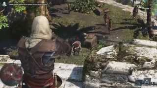 Assassins Creed 4 Black Flag  13 Minutes Of Caribbean Open   World Gameplay[rus]