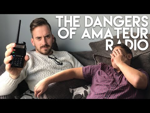 The Dangers Of Amateur Radio - 2000 Subscriber Special!