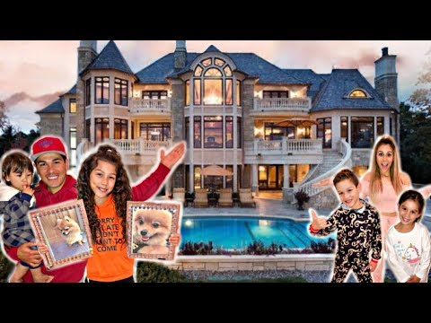 FAMILIA DIAMOND'S NEW OFFICIAL HOUSE TOUR!!! *FINALLY*