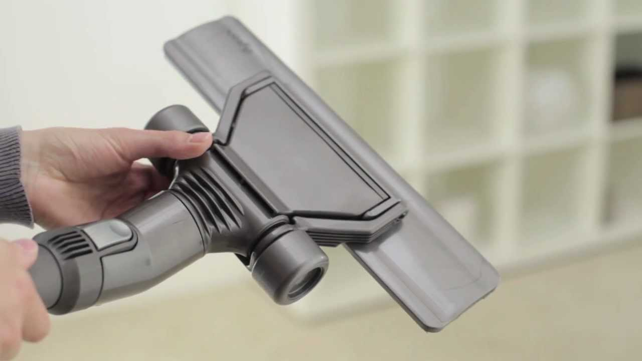 Dyson Flat Out Tool Official Dyson Video Youtube