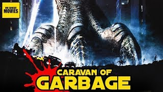 Godzilla 1998 (Still Terrible) - Caravan Of Garbage