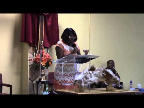 Daily Word - Nazareth Church Of God - Cape Coral, FL