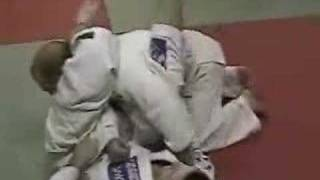 Armbar Tranisition From Scissor Sweep With GI