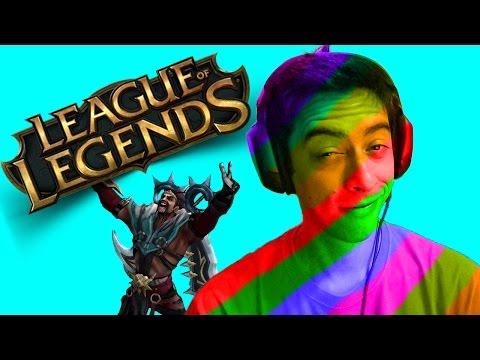 Patriota NO League of Legends!