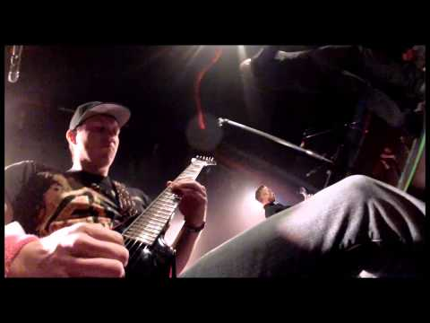 Gravity Lies, Gothic Theater, GoPro guitar angle