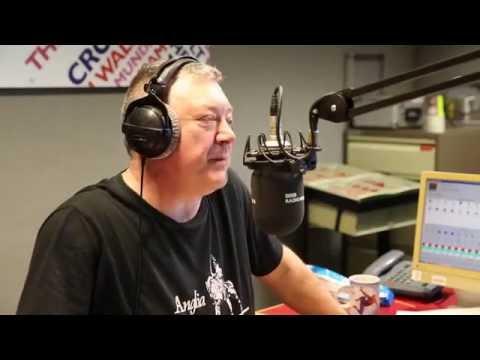 Stephen Bumfrey BBC Radio Norfolk Promo