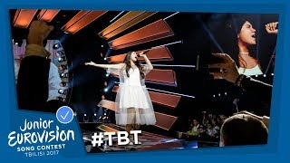 #ThrowbackThursday: The Junior Eurovision journey of Polina Bogusevich from Russia!