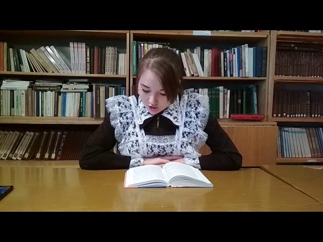 Изображение предпросмотра прочтения – РазиляГаляутдинова читает произведение «Матрёнин двор» А.И.Солженицына