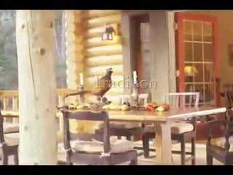 Barna Log Homes of Georgia - A Culture of Creativity