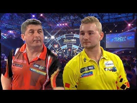 Suljović V v.d.Bergh [LI6] 2018 World Championship Darts