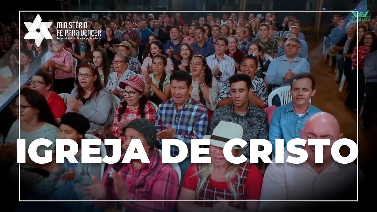 Igreja de Cristo | Família da Fé (13/08)