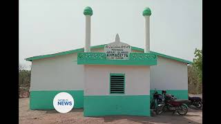 Two More Mosques in Benin
