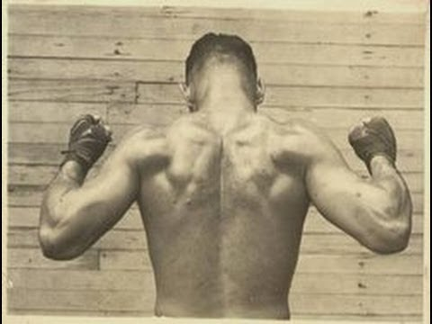 Jack Dempsey Training Tribute