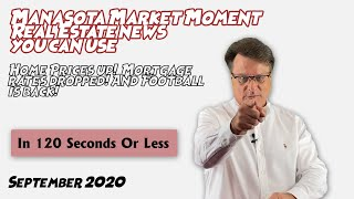 Manasota Market Moment - September 2020