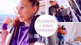 Vlogmas: София среща Дядо Коледа | Нов член на семейството | Разходка из апартаментa