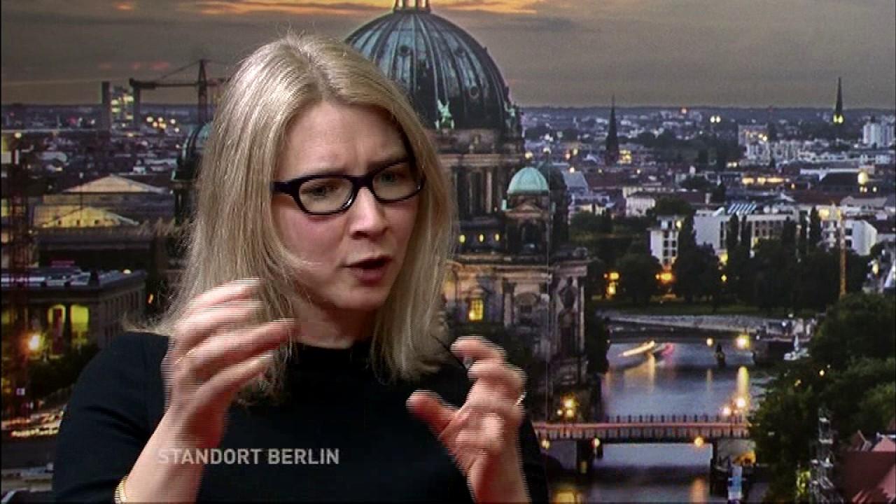 Kristina Spohr Lebenslauf