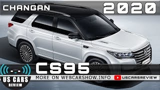 2020 CHANGAN CS95 Review Release Date Specs Prices